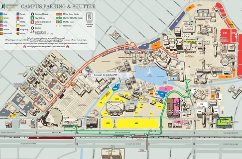 Parking and Transportation | Facilities Operations and Planning