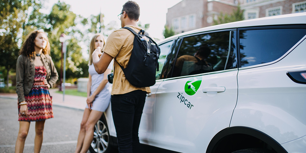 students zipcar